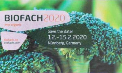 BIOFACH 2020: Amazing Product Additions by Major European Companies